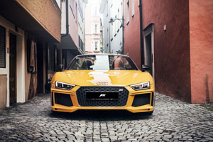 ABT Sportsline Audi R8 Body Kits