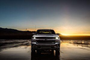 2018 Chevrolet Silverado Performance Concept SEMA
