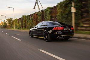 Arden AJ 24 Jaguar XE