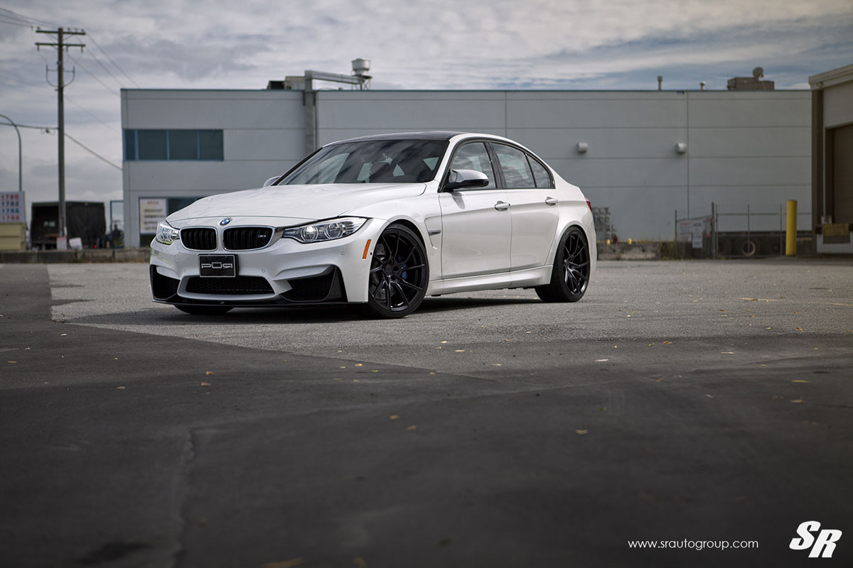 featured fitment bmw m3 with pur fl26 wheels motoringexposure. Black Bedroom Furniture Sets. Home Design Ideas