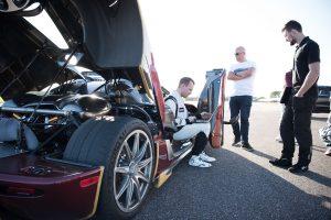 Koenigsegg Agera RS 0-400-0 KM/H World Record