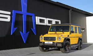 Posaidon G RS 850 Mercedes-AMG G 63