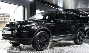 Project Kahn Evoque Ground Effect