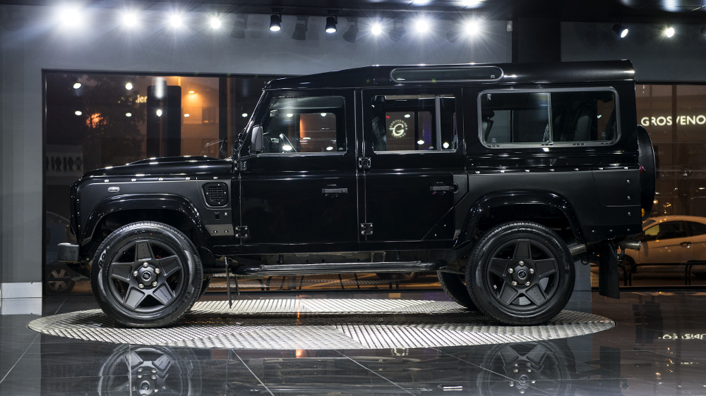 Enjoy Another Limited Chelsea Truck Co Defender The End