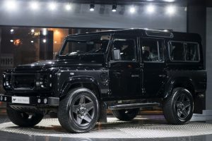 Chelsea Truck Company Land Rover Defender 2.2 TDCI 110 Station Wagon 'The End Edition'