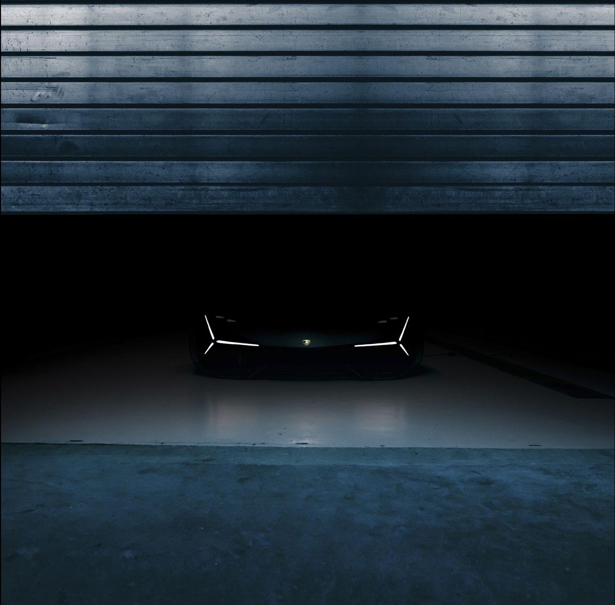 The Lamborghini Terzo Millennio Is A Look Into The Future