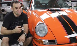 1973 Porsche 911 RSR Restoration by Home Built by Jeff