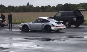 Singer Williams 911 Flat-Six